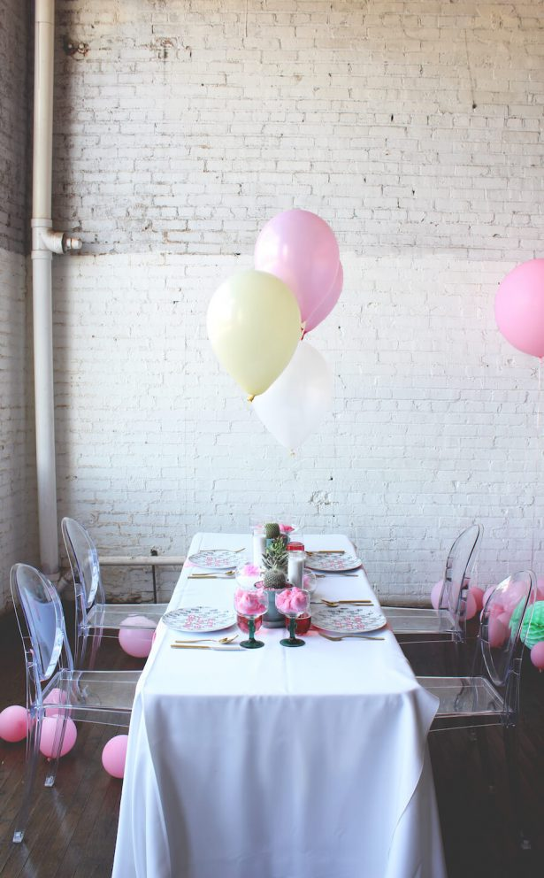 cactus themed bridal shower | Bridal Brunch Ideas - Belle The Magazine, Ur New Image, MeCupcake