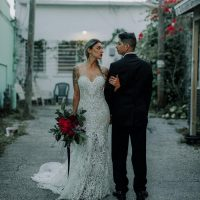 edgy wedding inspiration stylish wedding - Lindsey Morgan Photography - Lindsey Morgan Photography