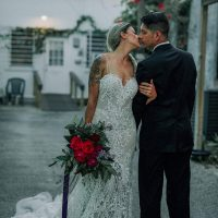 modern wedding ideas - Lindsey Morgan Photography