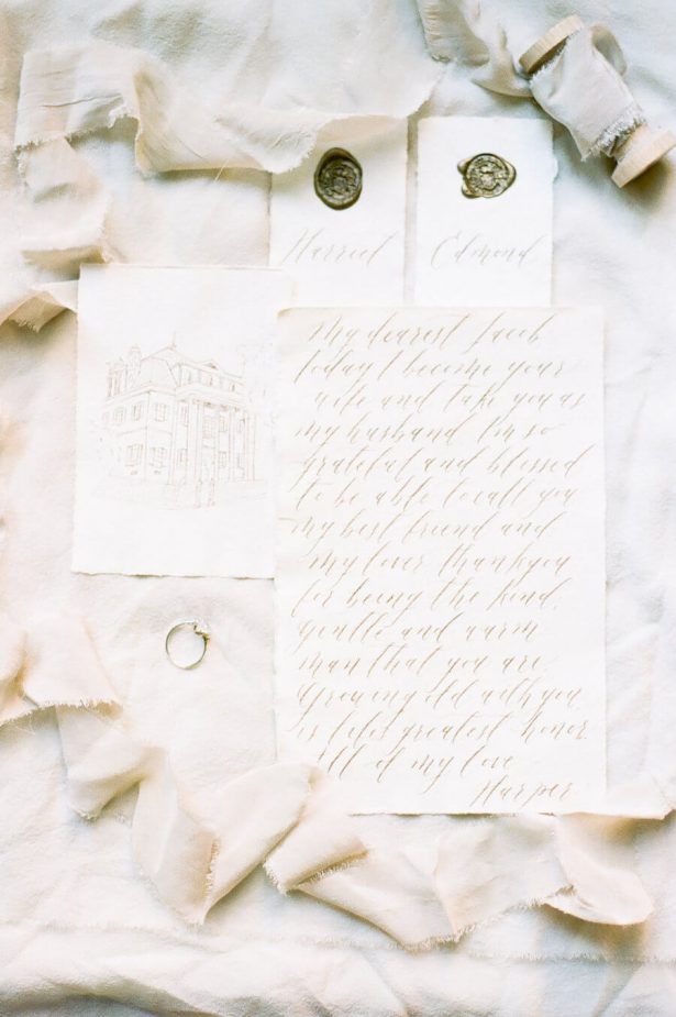 wedding stationer - Stella Yang Photography