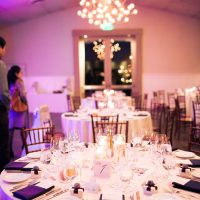 Ballroom Wedding Reception - Stella Yang Photography