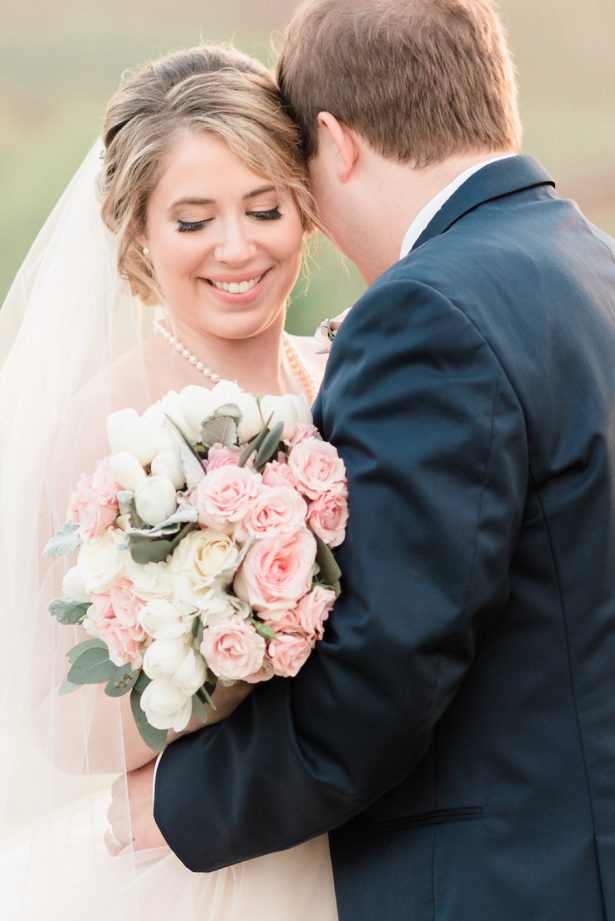 Blush Virginia Wedding - Alicia Lacey Photography