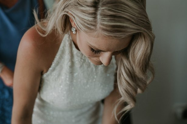 Bride Getting Ready - Lucas & Co Photography