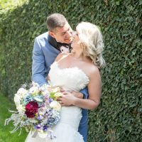 Bride and Groom - Images by Berit