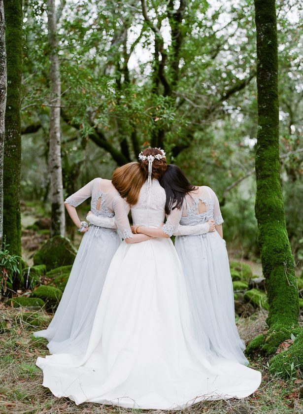 Bridesmaids - Stella Yang Photography