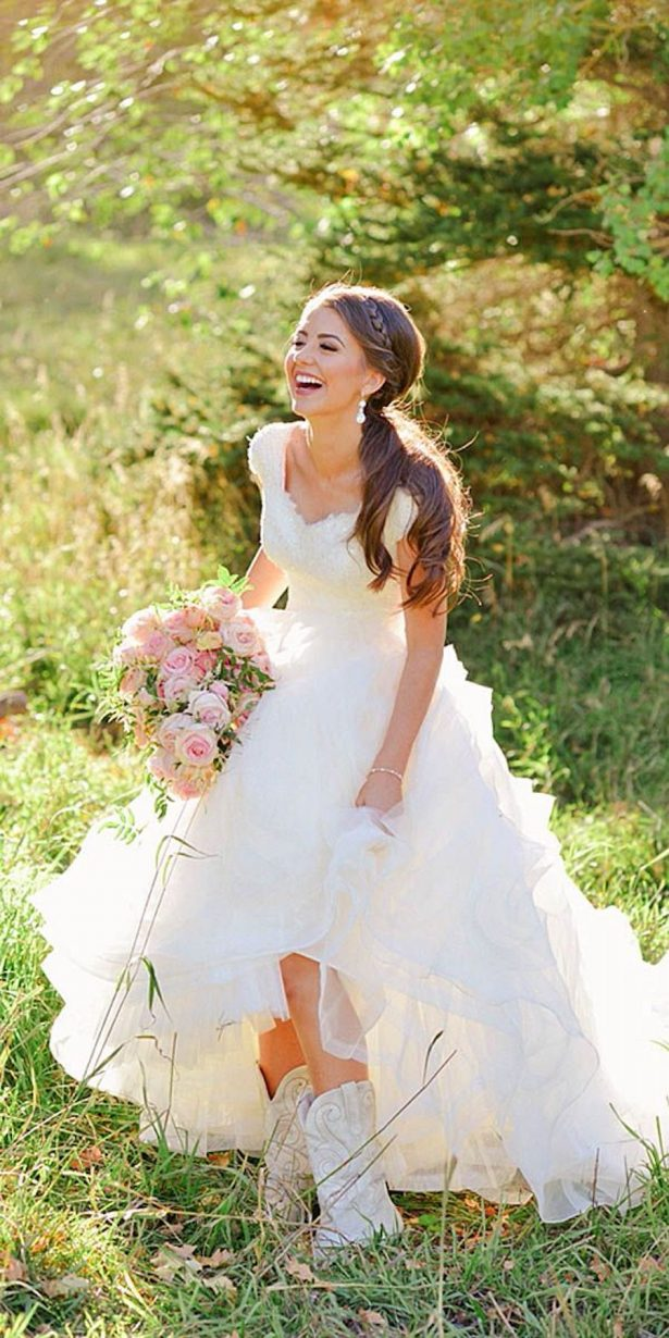 Country Wedding Dresses 13 Trend Country Wedding Rebekah Westover