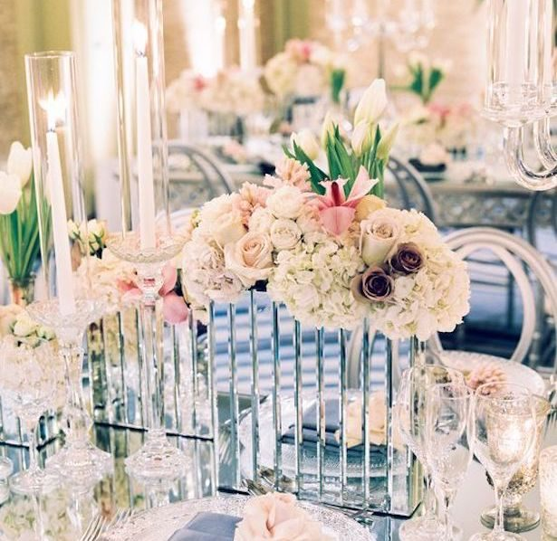 12 Stunning Wedding Centerpieces