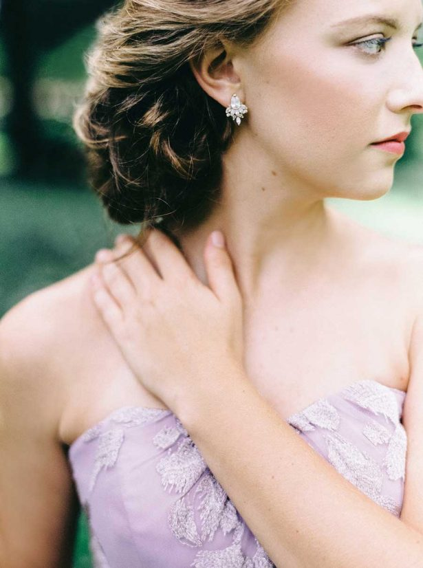Davids Bridal Bridesmaid Dress - Nikki Santerre Photographer