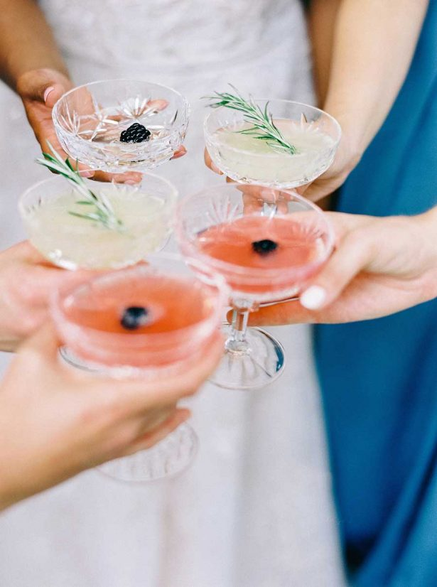 Davids Bridal Wedding Coctails - Nikki Santerre Photographer
