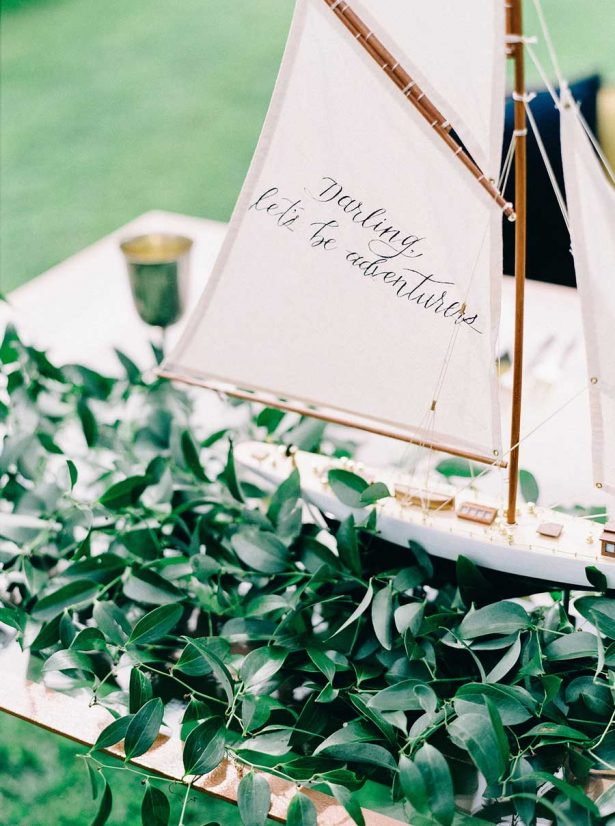 Davids Bridal Wedding Costal Inspiration - Nikki Santerre Photographer