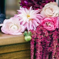 Davids Bridal Wedding Flowers - Nikki Santerre Photographer