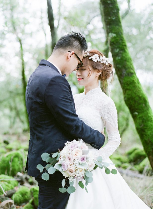 Fall Wedding - Stella Yang Photography