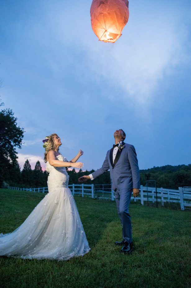 Gorgeous Eclipse Inspired Wedding Photo - Images by Berit