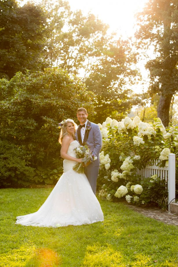 Gorgeous Garden Wedding - Images by Berit