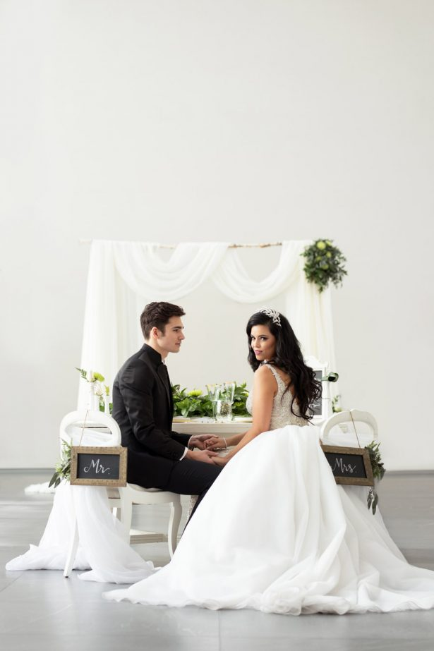 Greenery Wedding Inspiration- Tom Wang Photography