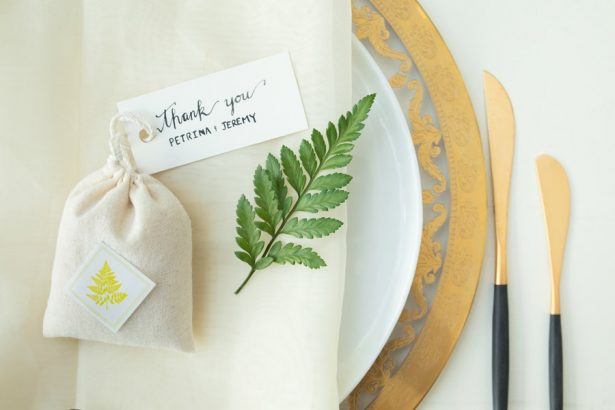 Greenery Wedding Detail - Tom Wang Photography