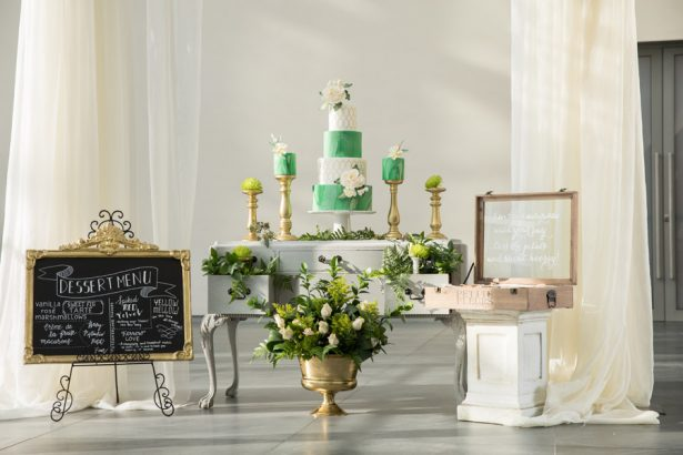 Greenery Wedding Ideas - Tom Wang Photography