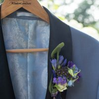 Lavander Boutonniere - Images by Berit