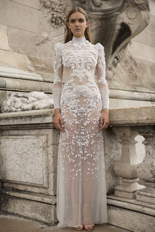 MYOR Brides Wedding Dress Collection Fall 2018