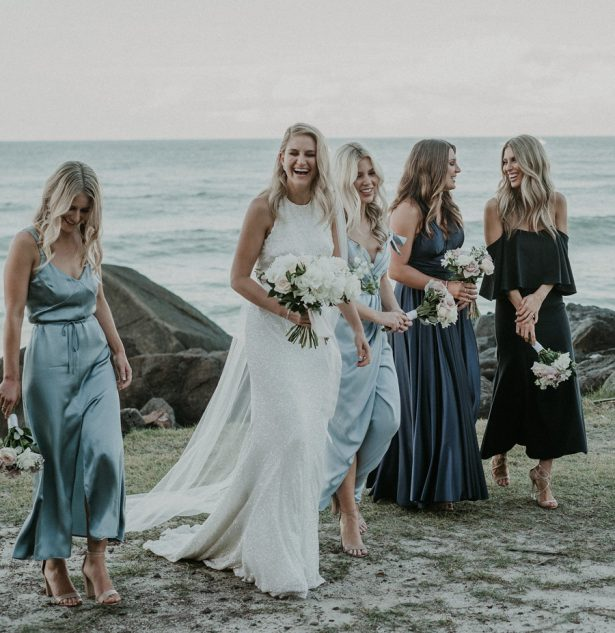 We're All About The Gorgeous Details In This Ocean-Inspired Wedding