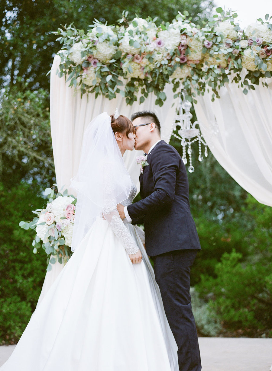 Outdoor Wedding Ceremony - Stella Yang Photography