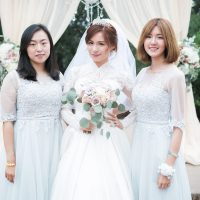 Pastel Bridesmaid Dresses - Stella Yang Photography