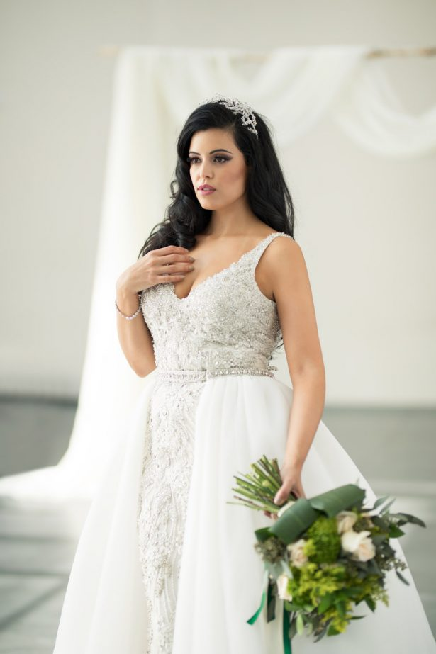 Sophisticated Bride - Tom Wang Photography