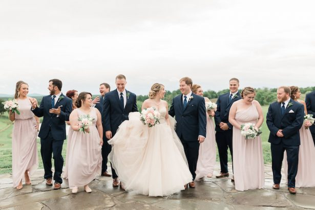 Sophisticated Wedding Party - Alicia Lacey Photography
