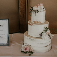 Wedding Cake Table - Lucas & Co Photography