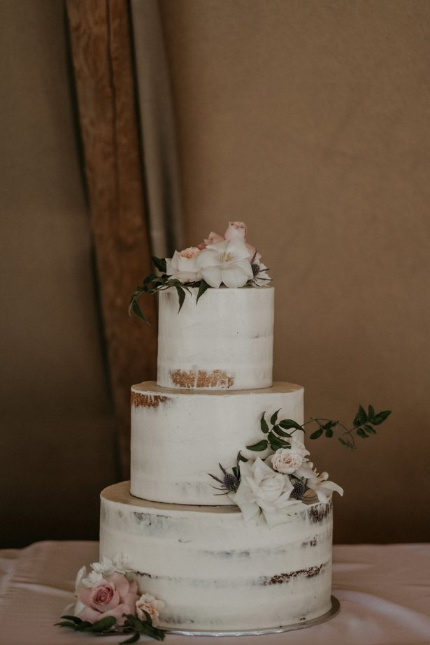 Naked Wedding Cake - Lucas & Co Photography