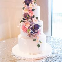 Wedding Cake - Stella Yang Photography
