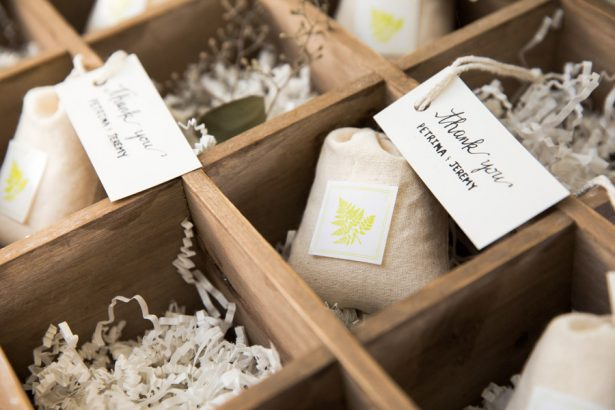 Wedding Decor Favors – Tom Wang Photography