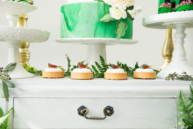Wedding Desert Bar Inspiration - Tom Wang Photography