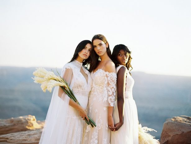 Allure Bridals Capsule Collection: Wilderly Bride + A Giveaway