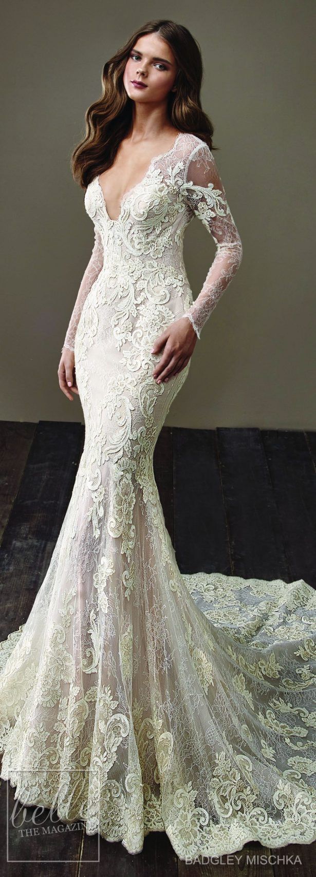 Wedding Dress by Badgley Mischka Bride Collection 2018