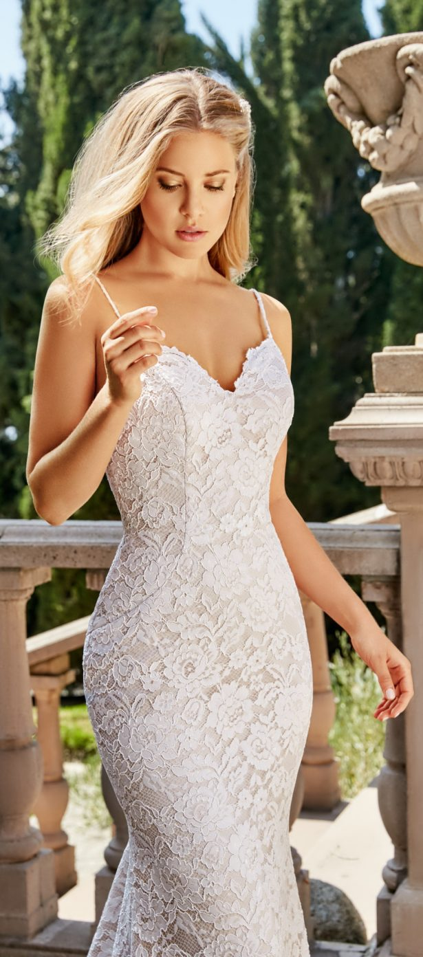 Wedding Dress by Moonlight Bridal 2018 Collection
