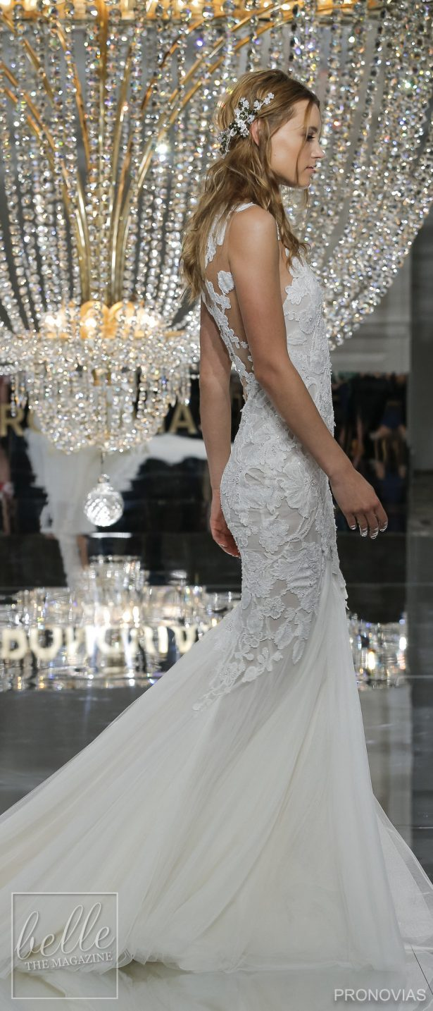 Wedding Dresses by Pronovias 2018 Collection