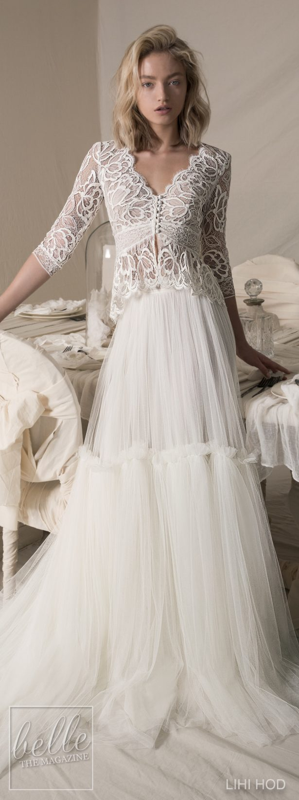 Wedding Dresses By Lihi Hod Fall 2018 Couture Bridal