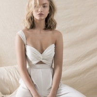 Wedding Dresses by Lihi Hod Fall 2018 Couture Bridal Collection - Eve