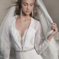 Wedding Dresses by Lihi Hod Fall 2018 Couture Bridal Collection - Leonora #WeddingDress