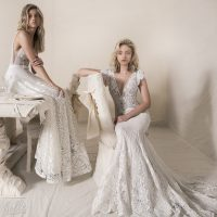 Wedding Dresses by Lihi Hod Fall 2018 Couture Bridal Collection - Violet + Luna