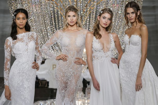 Wedding Dresses by Pronovias 2018 Collection – New York Bridal Fashion Week