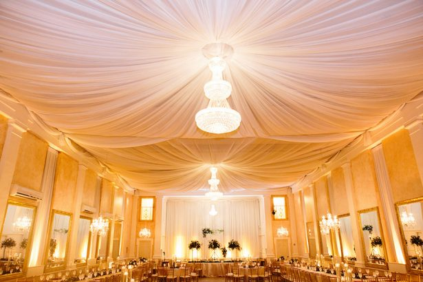 Ballroom Wedding Reception - Paige Vaughn Photography