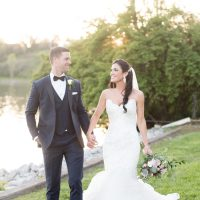 Beautiful Bride and Groom - Shane Hawkins Photography