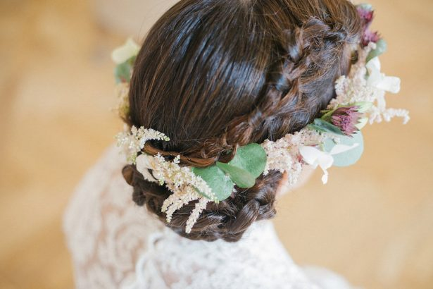 Bohemian Wedding Hair - Photography: Irene Fucci