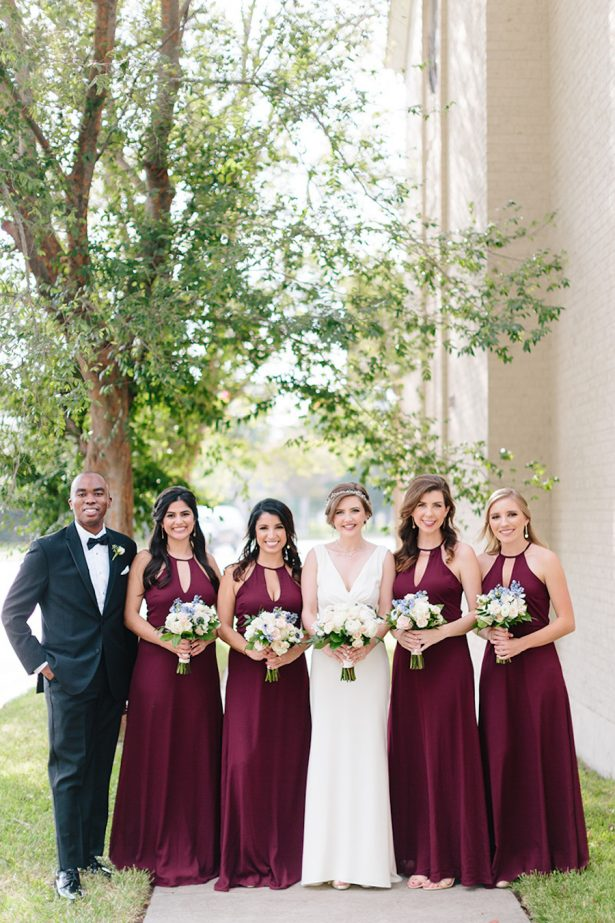 Bridal Party - Paige Vaughn Photography