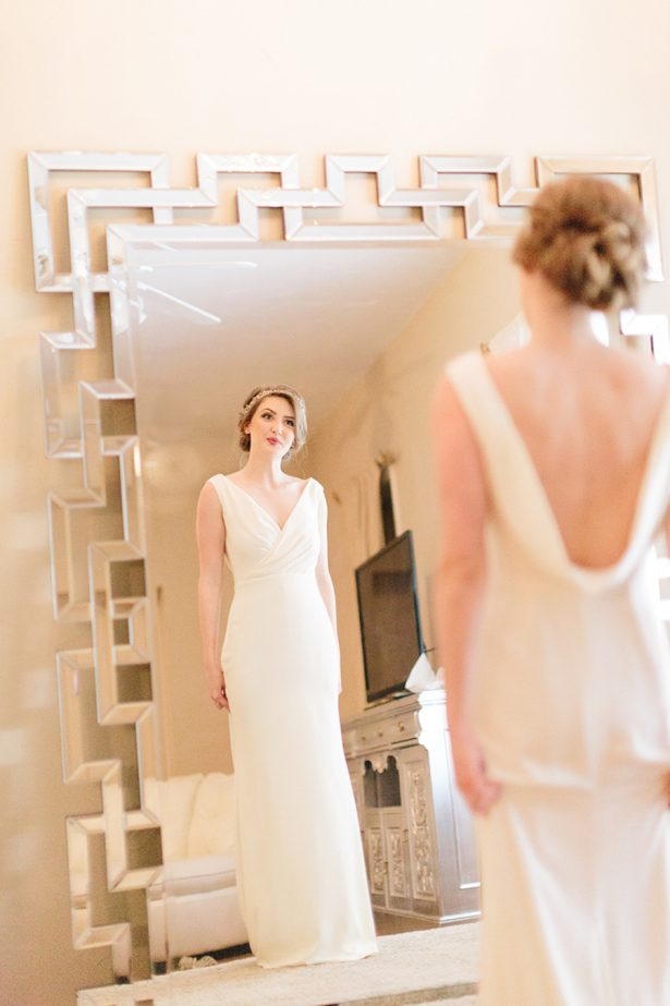 Bride Getting Ready - Paige Vaughn Photography
