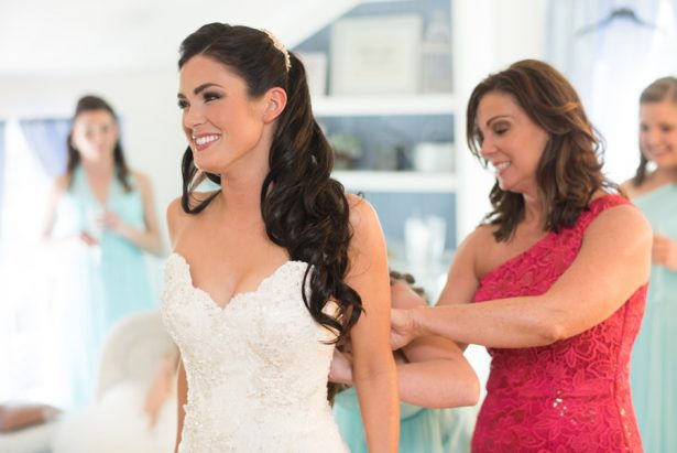 Bride and Mother of the Bride Getting Ready - Shane Hawkins Photography