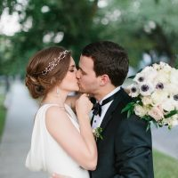 Classic and Glamorous Black Tie Houston Wedding - Paige Vaughn Photography