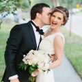 Classic and Glamorous Black Tie Houston Wedding - cover - Paige Vaughn Photography